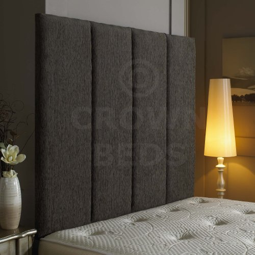 excellent alton wall headboard in and height options grey 2ft6 small single