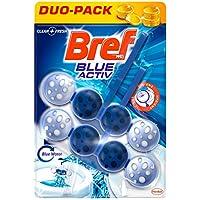 Bref Colgador WC Blue Active Duplo - 100 gr