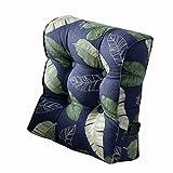 SHU-A Bedside große Kissen Sofa Bürostuhl Taille zurück Abnehmbare Abnehmbare Kissen