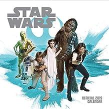 Star Wars Classic Official 2019 Calendar - Square Wall Calen