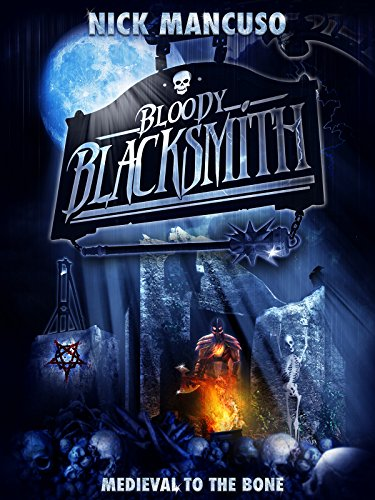 Bloody Blacksmith Cover