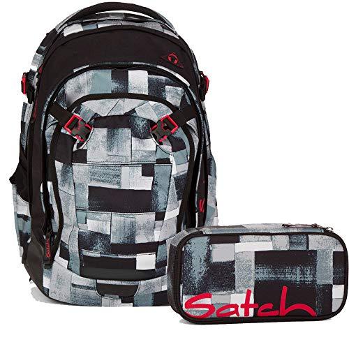 Satch Außenmaße (LxBxH): 28cm x 18cm x 45cm