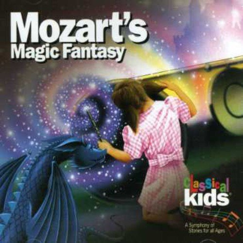 Mozart's Magic Fantasy [Import USA]