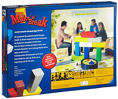 Ravensburger – Make 'N' Break - 2