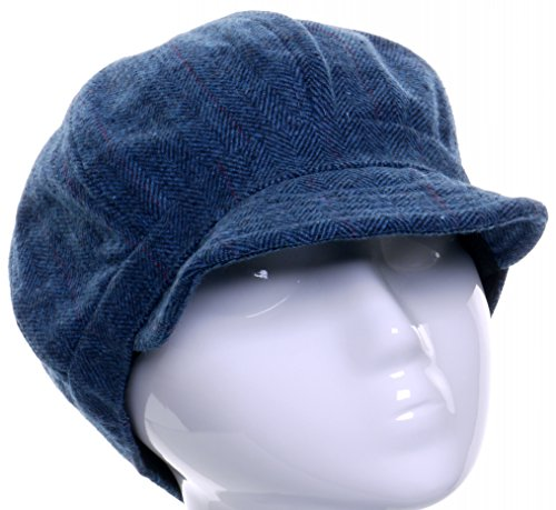 Hawkins - Béret - Femme Bleu