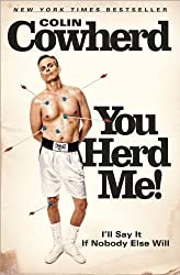 [(You Herd Me!: I'll Say it If Nobody Else Will )] [Author: Colin Cowherd] [Nov-2013]