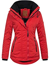 Golden Brands Selection Warme Damen Winter Jacke wasserabweisend Winddicht  Parka S-XXL B509 067a9a6f1e