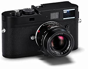 Leica 10760 M Monochrom 18MP Compact System Camera with 2.5-Inch TFT LCD- Bod