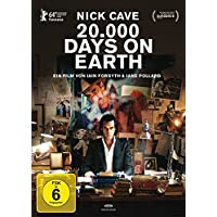 Nick Cave: 20.000 Days on Earth [Alemania] [DVD]