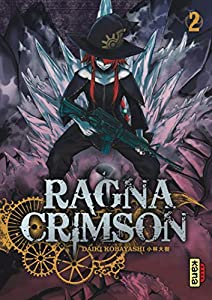 Ragna Crimson Edition simple Tome 2