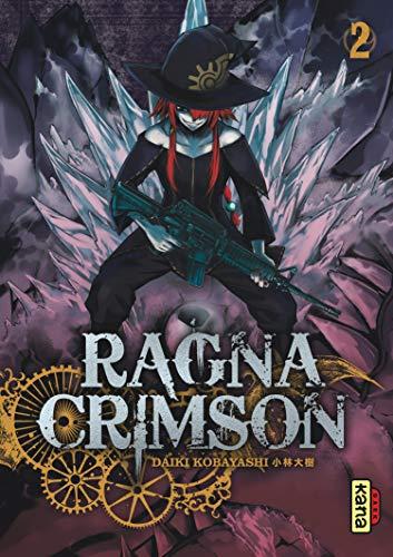 Ragna Crimson Edition simple Tome 2