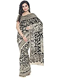 Sakhi Womens Pure Silk & Cotton Saree_IMR-4185_Multi-coloured_Free Size