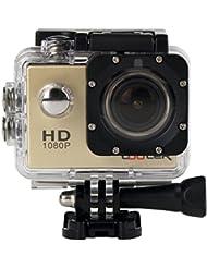 COOLER SJ4000 Waterproof Full HD 1080P Mini Sport caméra action dv avec étanche Casque 30M Extreme DV / DVR