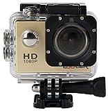 Cooler WIFI 2,0 Zoll LCD Unterwasserkameras HD 170 Grad Weitwinkel Sport Kamera Extremsport Kamera