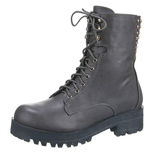 Chaussures, iR, 361–bottines Gris - Gris