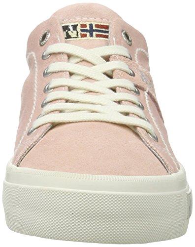 Napapijri Damen Naomi Sneakers Pink (tea rose)