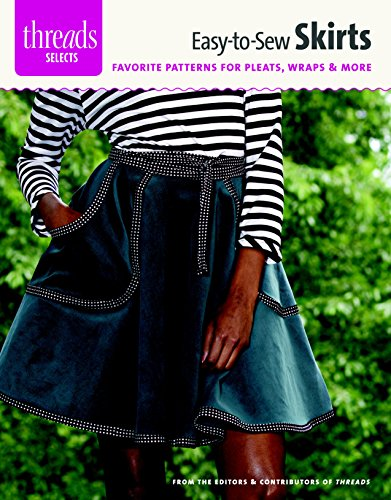 Easy-To-Sew Skirts Cover Image