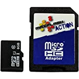MaxFlash P4A34829 Micro Secure Digital Carte High-Capacity (MicroSDHC)