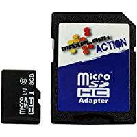 MaxFlash 8GB microSDHC