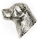 STAFFORDSHIRE BULL TERRIER Made in U.K Artistic Style Dog Clutch Lapel Pin Collection by DOG ARTS JP