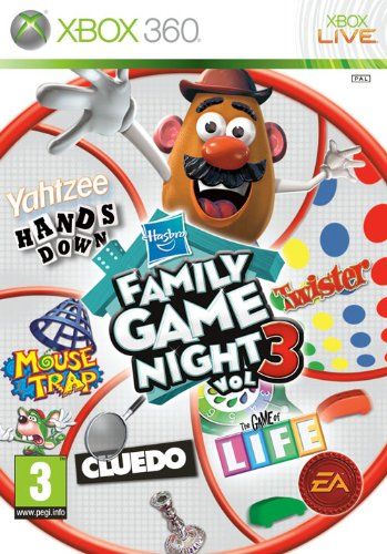 Hasbro Family Game Night 3 (Xbox 360) [Import UK] (Family Game Night 3)