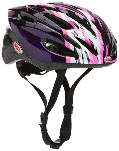 BELL Solar BS Fahrradhelm Violett Purple Shatter Einheitsgröße (Bell Solar Fahrradhelm)