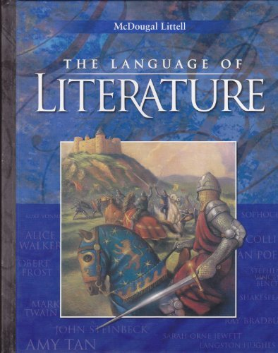 the-language-of-literature-level-10-california-edition-by-arthur-n-applebee-2002-07-05