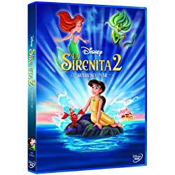 La Sirenita 2: Regreso Al Mar [DVD]