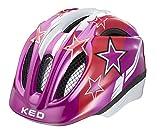 KED Fahrradhelm Meggy, Violet Stars, M, 16409180M