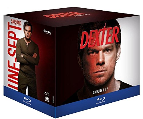 Dexter - Intégrale Saisons 1 à 7 [Blu-ray]