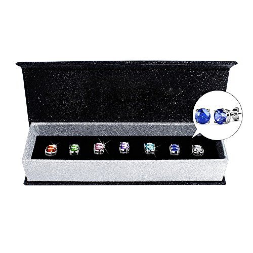 mothers-day-stud-earrings-2016-swarovski-elements-crystal-set-of-7-pairs-enjoy-7-day-different-life-