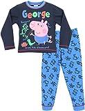 George Wutz Schlafanzug Jungen George Peppa Wutz Pyjamas