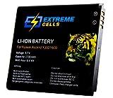 Extremecells® Akku für Huawei Ascend Y500 HB5V1 Accu Battery Batterie