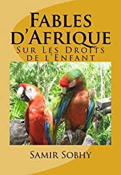 Fables d'Afrique (French Edition)