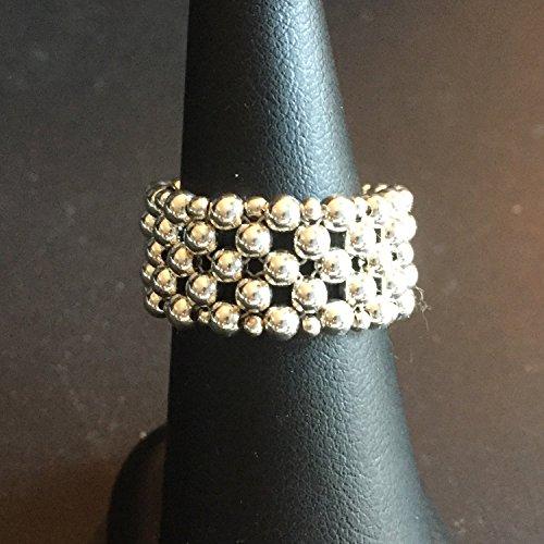anello-fedina-filigranato-ferrea-crown-fatto-in-italia-esclusivamente-a-mano-con-grani-in-argento-09