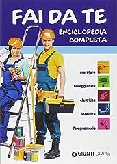 Idea Regalo - Fai da te. Enciclopedia completa. Muratura, tinteggiatura, elettricità, idraulica, falegnameria