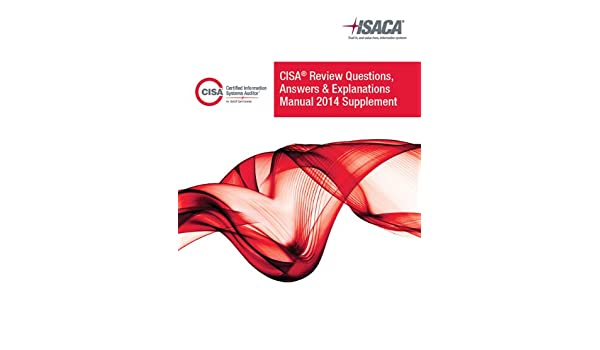 amazon in buy cisa review qae manual 2014 supplement book online at rh amazon in