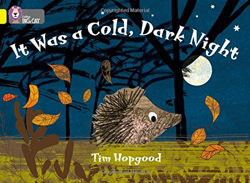It Was a Cold Dark Night: Band 03/Yellow (Collins Big Cat) por Tim Hopgood