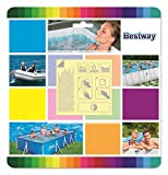Bestway Patch de Rustine Waterproof