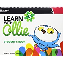 LEARN WITH OLLIE 3 STUDENT'S PACK - 9788466829502