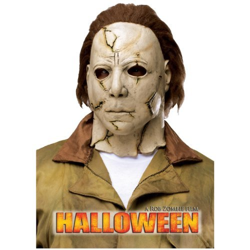 Rob Zombie Halloween: Michael Myers Latex Maske