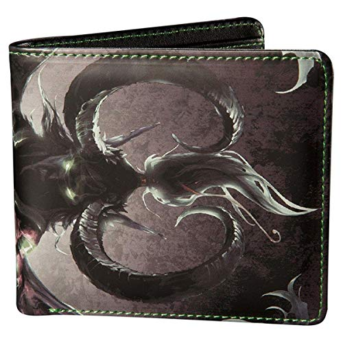 Dynomighty Mighty Tyvek Wallet portafoglio 1-800-TAXI-DERMY by Jacques Water Stain /& Tear Resistant