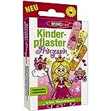 Wundmed 5er Vorteilspack Kinderpflaster Prinzessin, 5 Pack a 10 Stk. (50 Stk.)