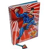 Diario Standard 12M Rosso Superman