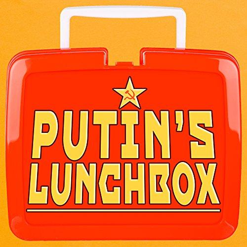 Putin's Lunchbox T-Shirt, Damen Gelb