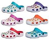 Brandsseller Damen Clogs & Pantoletten in diversen Farben und verschiedenen
