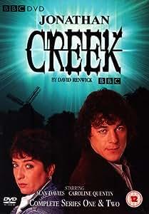 Jonathan Creek Series 1 And 2 Box Set [DVD]