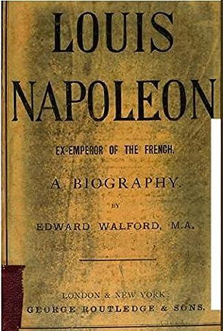 Louis Napoleon, Ex-Emperor Of The French