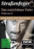 Folge 26: das Unsichtbare Visier Folge 06-16 [Import allemand]