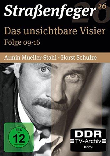 Straßenfeger 26: Das unsichtbare Visier 2, Folge 9-16 (4 DVDs)